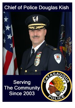 Police Chief Kish