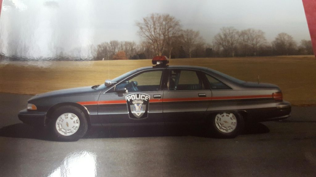 Catasauqua Police Car